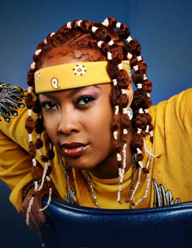 Da Brat Returns to Chicago with the Legends of Hip Hop Tour, Saturday
