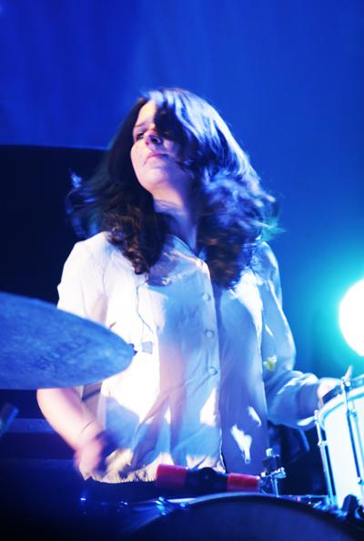 Gapers war drummer.jpg