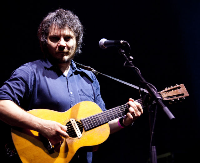 Jeff Tweedy at the Vic 2014