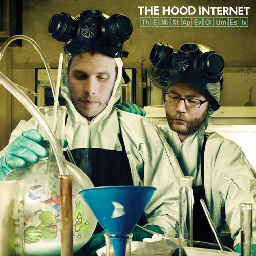 Hood Internet Mixtape Six