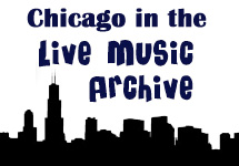 chicago in the live music archive