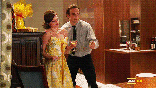 Mad Men dance