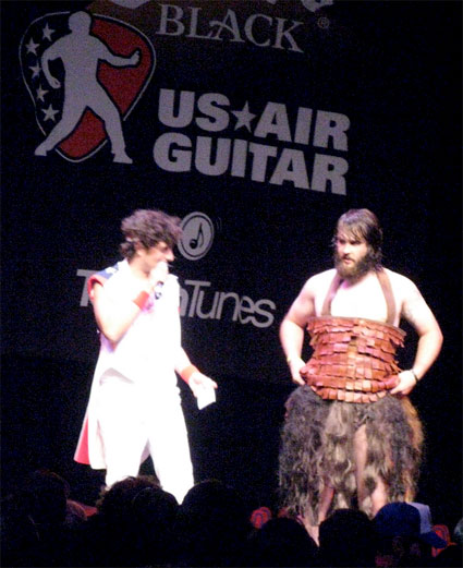 nordic thunder us air guitar championships 2008