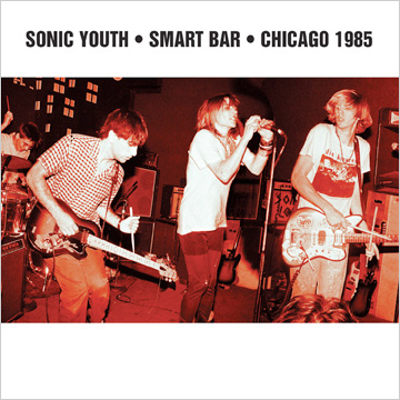 sonic youth live at smartbar chicago 1985