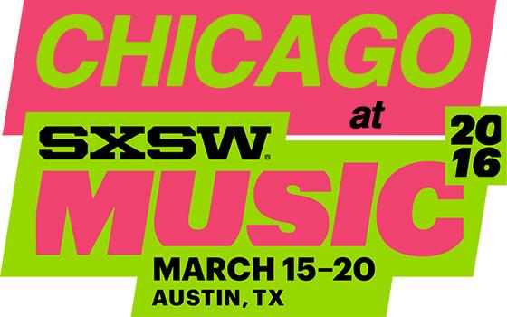 Chicago at SXSW music festival 2016