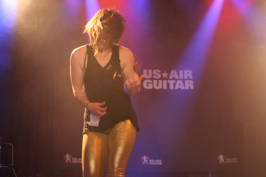 2011 US Air Guitar Championships - Chicago Regionals